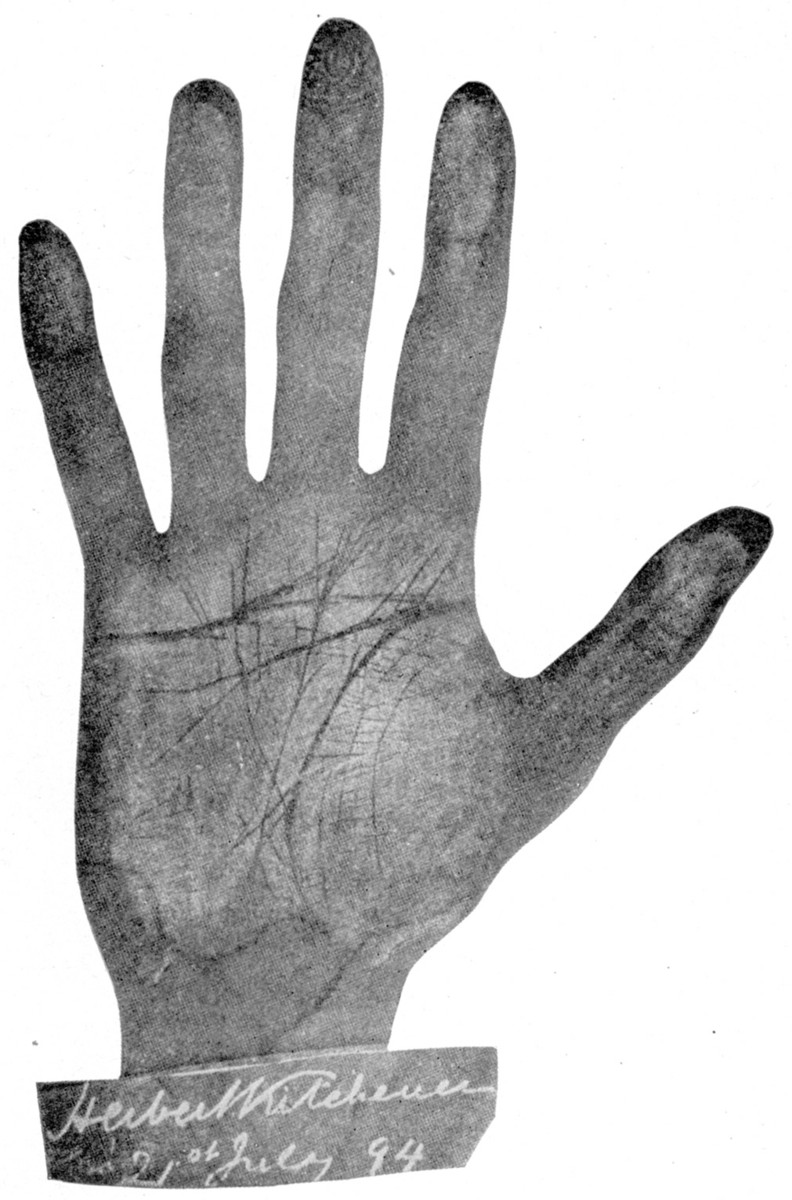 Palmistry for all by cheiro lord kitcheners hand m4hsunfo
